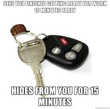 Car Keys Meme - scumbag car keys adviceanimals