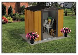 Backyard Storage Solutions Backyard Storage Solutions Outdoor Wood Shed Designs