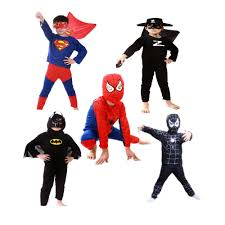 el zorro halloween costumes kids boys spider man superman batman zorro halloween costume party