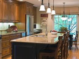 kitchen design stunning distressed black kitchen island places