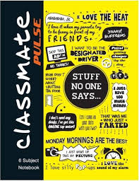 classmate books online classmate pulse 6 subject notebook pack of 2 price in india