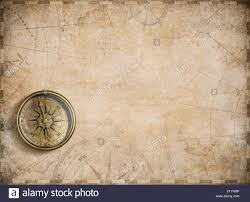 Map With Compass Old Nautical Map Background With Compass Stock Photo Royalty Free