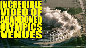 abandoned olympics venues incredible photos show the decaying