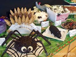carnival of the creepy crawlers halloween party theme