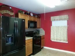 interior decor kitchen kitchen nice red and black kitchen ideas on interior decor