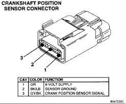 2g 1995 eclipse rs crankshaft positioning sensor wiring question