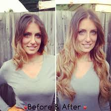 clip in hair extensions before and after clip in hair extensions before after indian remy hair