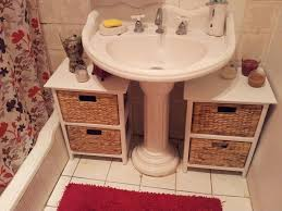 tiny bathroom storage ideas organize the space the bathroom sink small bathroom
