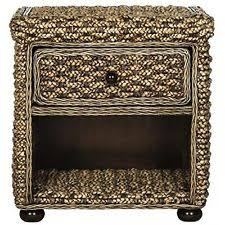 wicker nightstands ebay