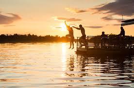 experience 24 hour daylight see the midnight sun in rovaniemi