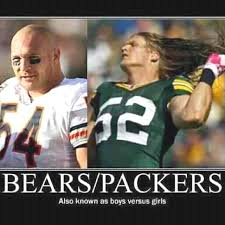 Packers Bears Memes - bears vs packers chicago bears pinterest packers bears and