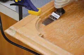 Fix Cabinet Backsplash Warped Kitchen Cabinet Doors Phase Of Kitchen Updates
