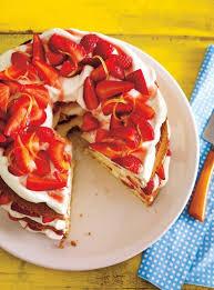 ricardo cuisine concours shortcake aux fraises et au citron ricardo