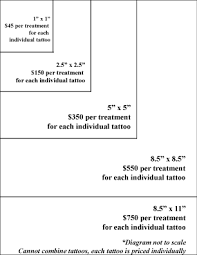 tattoo pricing chart america pictures to pin on pinterest tattooskid