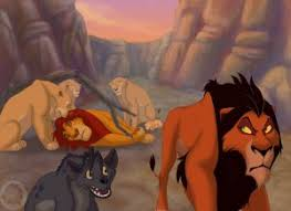 lion king u0027s mufasa scar u0027t brothers digital fox
