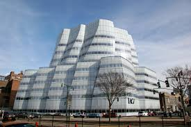 iac building by frank gehry architect photo hubert steed photos iac building by frank gehry architect