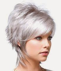 shag haircuts 2015 short shaggy hair style to various length at the top and sides