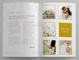 welcome brochure template beautiful wedding brochure templates psd eps ai indesi on