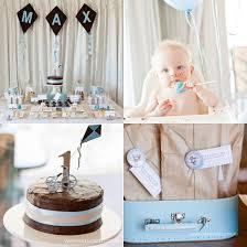 boy 1st birthday ideas creative birthday party ideas popsugar