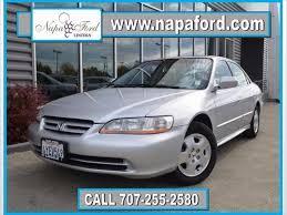 used 2002 honda accord sedan pricing for sale edmunds
