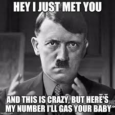 This Is Crazy Meme - hey i just met you and this is crazy but here s my number i ll gas