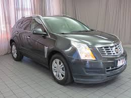 2014 used cadillac srx awd 4dr luxury collection at north coast