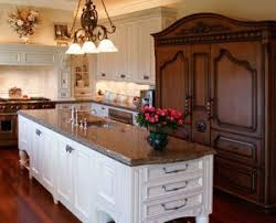 kitchen armoire cabinets 12 best frig armoires images on pinterest dream kitchens
