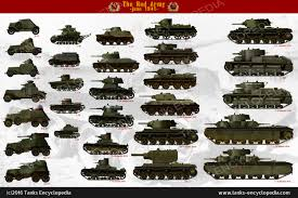 Soviet Union Flag Ww2 Ww2 Soviet Tanks And Armored Cars 1928 1945
