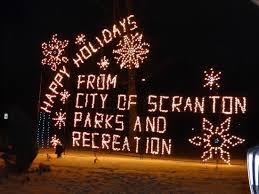 nay aug park christmas lights december 2013 nay aug park lights picture of nay aug park