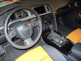 Audi A6 1999 Interior Audi A6 Wikiwand