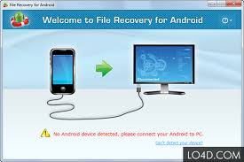 recover from android android file recovery