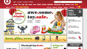 target com black friday deals pretty much everyone hates the new target com redesign u2013 adweek