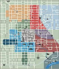 Las Vegas Downtown Map by Oklahoma City Maps Oklahoma U S Maps Of Oklahoma City