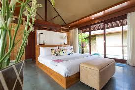 chambre bali location d une villa de luxe à bali avec chambre parentale spacieuse