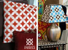 stencils for home decor 10 stunning diy home decor stencil projects stencil stories