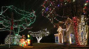 broken arrow christmas lights christmas lights for your broken arrow home proactive landscaping