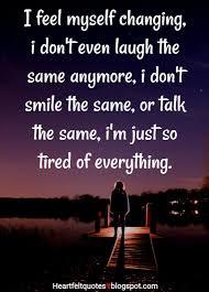 not happy not sad but empty heartfelt love and life quotes