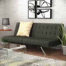 futon living room futons sleepers you ll love wayfair