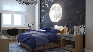 chambre garcon garçon astronomie