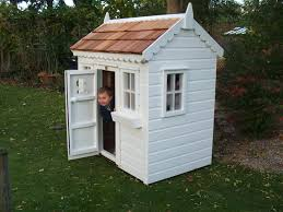 teddy bears cottage 5ft x 3ft playhouses the playhouse company