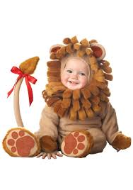 baby costume baby lion cub costume