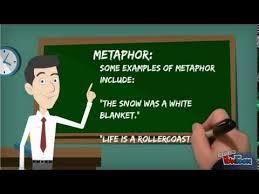 simile metaphor u0026 extended metaphor youtube