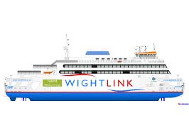 wärtsilä u0027s hybrid battery technology to be used on new wightlink ferry
