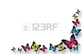 purple butterfly border clipart clipart panda free clipart images