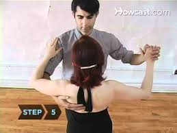 How To Be Comfortable Dancing How To Master Simple Ballroom Dancing Youtube