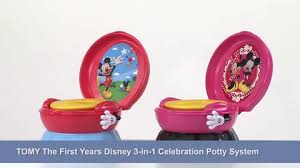 Cars Potty Chair Disney Baby Mickey Mouse 3 In 1 Car Race Potty System Babies