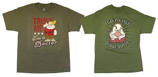 show a humorous disney side with new t shirts at disney parks