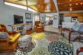 Single Wide Mobile Home Interior Santa Cruz Single Wide Stylish Vintage Mobile Home