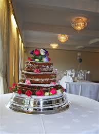wedding cake no icing sponge wedding planning discussion forums