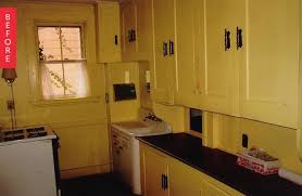 1920s kitchen before after a 1920s kitchen retains its original charm